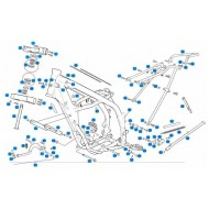 RODAMIENTO DIRECCION UNIDAD GAS GAS EC 01-04