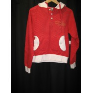 OFFER THOR POLKA HOODIE SIZE S
