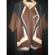 ((OFFER)) JERSEY STATIC THOR BROWN SIZE M