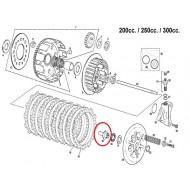 BOLET EMBRAGUE GAS GAS EC 200/250/300