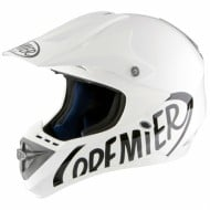 OUTLET CASCO PREMIER ARES II BLANCO TALLA M
