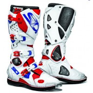 OFERTA SIDI CROSSFIRE 2 BOOTS BLUE/RED