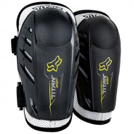 FOX YOUTH KNEEGUARDS/ELBOW GUARD TITAN - ONE SIZE