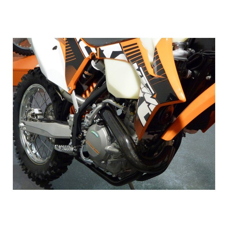 Ktm  Exc F Exhaust Guard