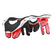 OFFER LEATT YOUTH NECK BRACE GPX 5.5 RED / WHITE