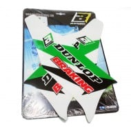 FORK GUARD DECALS KAWASAKI KXF 250 04-05