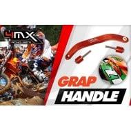 AGARRADERA TRASERA MOTO KTM EXC 12-16 SX 2011-2016