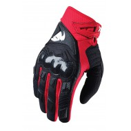 THOR SIZE S IMPACT GLOVES RED