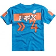 CAMISETA FOX INFANTIL CROWD PLEASER TALLA M