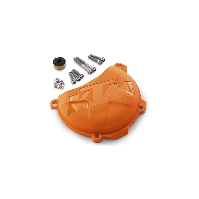 Black Polisport 16-18 KTM 250SX Frame Protector