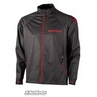 OUTLET CHAQUETA FINA HEBO WINDTEX LIGHT ROJO