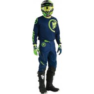 OFFER THOR PHASE GASKET NAVY / LIME 2016 YOUTH COMBO