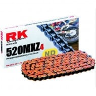 (OFFER) CHAIN RK MXZ4 COLOR ORANGE
