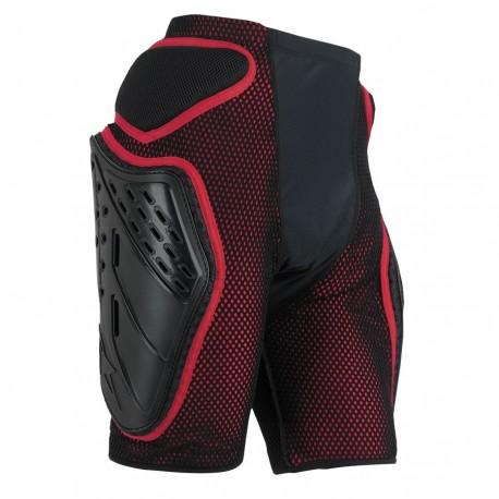 Pantalon Con Proteccion Alpinestars Bionic Freeride 2021 Color Negro Rojo 2940017x Motocrosscenter Com