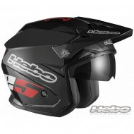 CASCO TRIAL ZONE 5 COLOR NEGRO