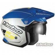 CASCO TRIAL ZONE 5 COLOR AZUL