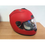 ((LIQUIDACION))CASCO G-MAC CARRETERA COLOR ROJO TALLA M