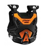 THOR YOUTH SENTINEL GP CHEST PROTECTOR 2021 BLACK / ORANGE