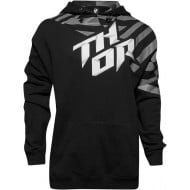 OFFER THOR 2017 DAZZ PULL OVER BLK / GRY SIZE L