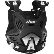 THOR YOUTH SENTINEL GP CHEST PROTECTOR 2021 BLACK / WHITE