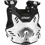 THOR YOUTH SENTINEL GP CHEST PROTECTOR 2021 WHITE / BLACK