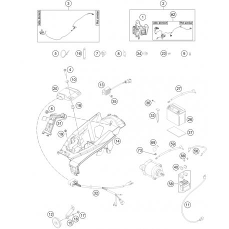 Turn Signal Wiring Harness - Wiring Diagram K9 on