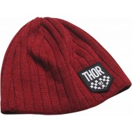 FOX CHEX ORANGE BEANIE