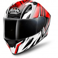 OFFER FULL FACE HELMET AIROH VALOR CONQUER RED GLOSS