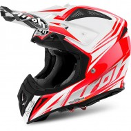 OFFER OFF ROAD HELMET AIROH AVIATOR 2.2 READY RED GLOSS