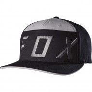 GORRA FOX MOTH SPLICE FLEXFIT NEGRO