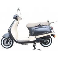 SCOOTER GOES 125RT EFI COLOR BLUE