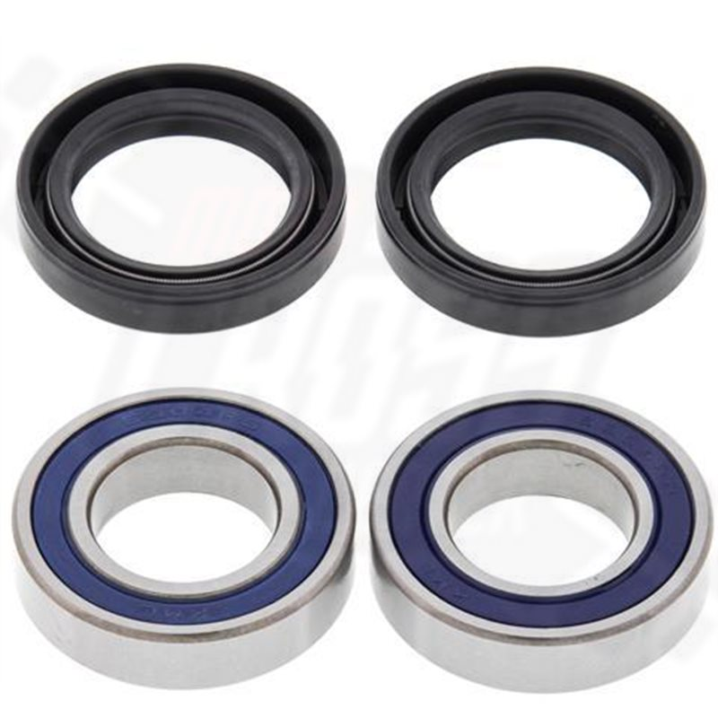 Wheel Front And Rear Bearing Kit for Honda 500cc CR500R 1988