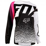 OFFER FOX WOMEN 180 JERSEY 2018 COLOR BLACK   PINK c3eabe378db