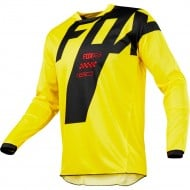 OUTLET CAMISETA FOX 180 MASTAR AMARILLO