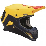 OFFER THOR HELMET SECTOR LEVEL OFFROAD NAVY/YELLOW