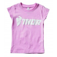 CAMISETA CHICA THOR S8G TODDLER LOUD ROSA