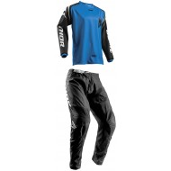 OUTLET COMBO INFANTIL THOR S8 SECTOR ZONES OFFROAD AZUL 2019