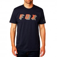 CAMISETA FOX BARRING PREMIUM TEE COLOR MEDIANOCHE