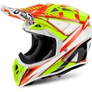 HELMET AIROH AVIATOR 2.2 DOUBLE 2018 ORANGE GLOSS