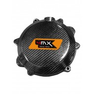 PROTECTOR TAPA EMBRAGUE CARBONO 4MX KTM SXF 250 (2013-2015)
