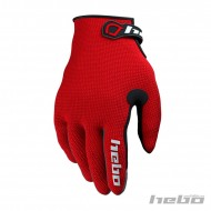 GLOVES HEBO TRIAL TEAM II 2018 COLOR RED
