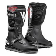SIDI BOOT TRIAL ZERO BLACK / BLACK