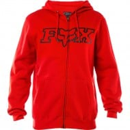 OFFER FOX LEGACY F-HEAD-Z ZIP FLAME RED