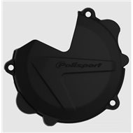 CLUTCH COVER PROTECTOR BLACK FOR KTM Freeride 250 R 2014-2018