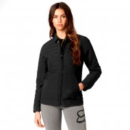 OUTLET CHAQUETA MUJER FOX PODIUM NEGRO