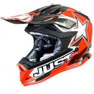 JUST1 J32 MOTO X HELMET RED