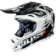 CASCO JUST1 J32 MOTO X BLANCO