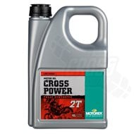 ACEITE MOTOREX CROSS POWER 2T (4 LITROS)