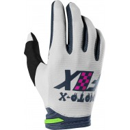 OUTLET GUANTES FOX DIRTPAW CZAR 2019 COLOR GRIS CLARO