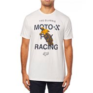 CAMISETA FOX CLASSIC SS PREMIUM COLOR BLANCO